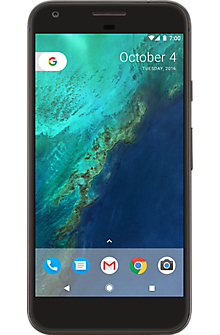 Google Pixel XL 128GB in Quite Black