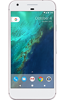 Google Pixel 128GB in Very Silver