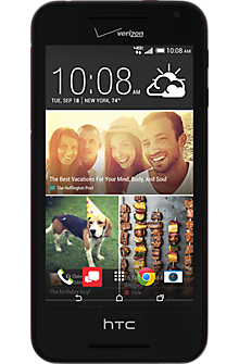 HTC Desire® 612 8GB in Black