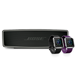 Fitbit Blaze and Bose SoundLink Mini Bluetooth Speaker II