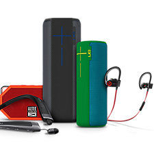 June is Audio Month at Verizon; Get your Music and Calls to Go with Wireless Speakers and Headsets