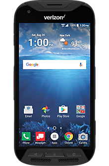 Kyocera DuraForce PRO with Sapphire Shield 32GB in Black