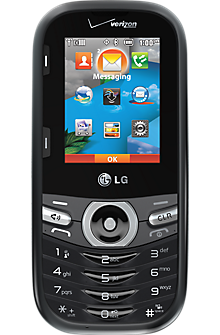 LG Cosmos™ 3 in Black