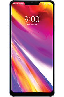 LG G7 ThinQ™ in Aurora Black