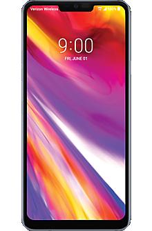 LG G7 ThinQ™ in Platinum Grey
