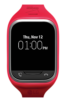 GizmoGadget™ by LG in Red