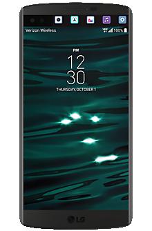 LG V10™ in Space Black