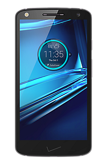 DROID TURBO 2 32GB in Gray Ballistic Nylon