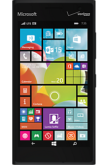 Microsoft Lumia 735 in Grey