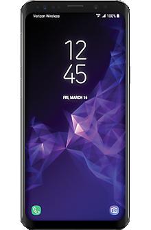 Samsung Galaxy S9 64GB in Midnight Black