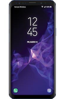 Samsung Galaxy S9 64GB in Coral Blue