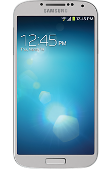 Samsung Galaxy S® 4 16GB in White Frost (CPO)