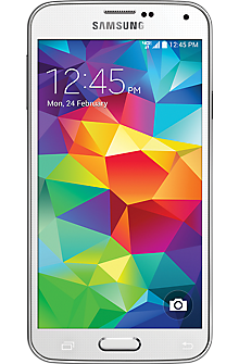 Samsung Galaxy S® 5 in Shimmery White (Certified Pre-Owned)