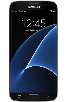 Samsung Galaxy S7 edge 32GB in Black Onyx