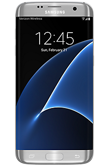 Samsung Galaxy S7 edge 32GB in Silver Titanium (Certified Pre-Owned)