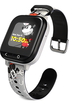 Verizon GizmoWatch™ Mickey Mouse 90th Anniversary Edition Gray