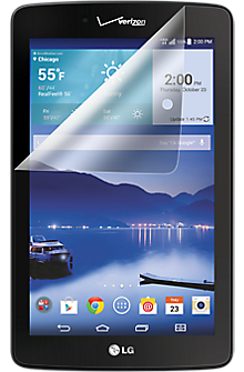 Anti-Scratch Screen Protector for LG G Pad 7.0 LTE