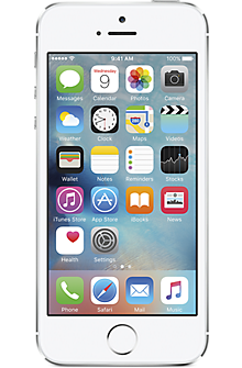 Apple® iPhone® 5s 16GB in Silver