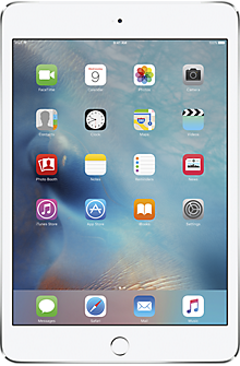 Apple® iPad® mini 4 64GB in Silver