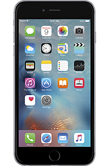 Apple® iPhone® 6 Plus 64GB in Space Gray