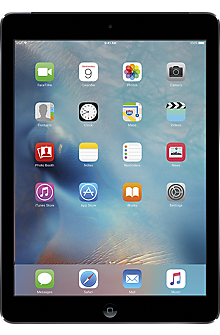 Apple® iPad® Air 32GB in Space Gray