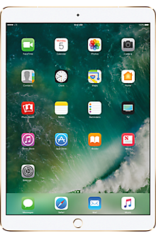Image of 10.5-inch Apple&reg iPad® Pro 512GB in Gold