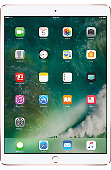 Image of 10.5-inch Apple&reg iPad® Pro 512GB in Rose Gold