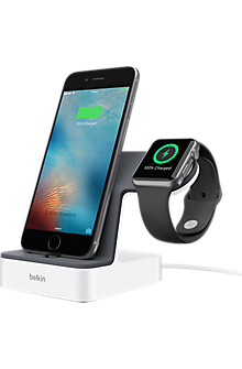 PowerHouse Charge Dock for the Apple Watch and iPhone