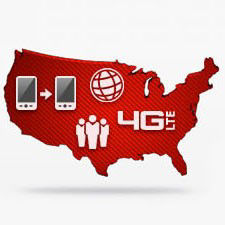 Los negocios exploran la red wireless 4G LTE