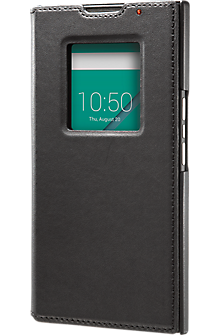 Leather Smart Flip Case for PRIV™ by BlackBerry®
