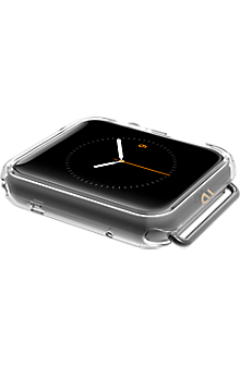 Image of 38MM Naked Tough Bumper for the Apple Watch