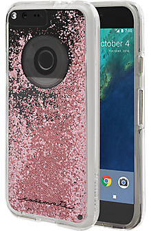 Waterfall Case for Pixel - Rose Gold
