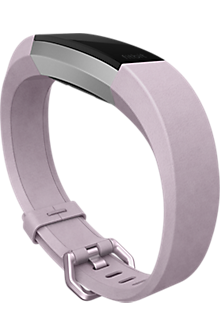Alta HR Leather Accessory Band Small - Lavender
