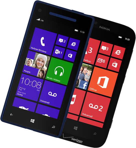HTC-Nokia Windows Phone 8