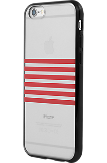 Incipio Design Series for iPhone 6/6s - Stripes Red