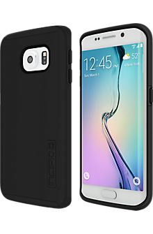 DualPro for Samsung Galaxy S 6 Edge - Black