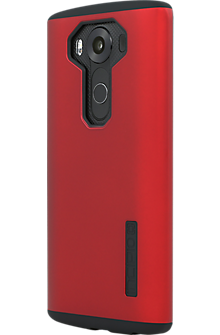 Incipio DualPro for LG V10 - Iridescent Red/Black