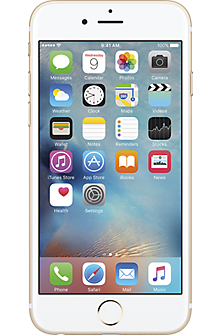 Apple® iPhone® 6s 16GB in Gold