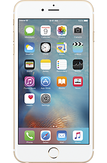 Apple® iPhone® 6s Plus 64GB in Gold