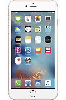 Apple® iPhone® 6s Plus 64GB in Rose Gold