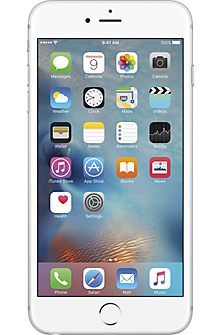 Apple® iPhone® 6s Plus 128GB in Silver