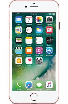 Apple® iPhone® 7 32GB in Rose Gold