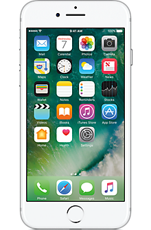 Apple® iPhone® 7 128GB in Silver