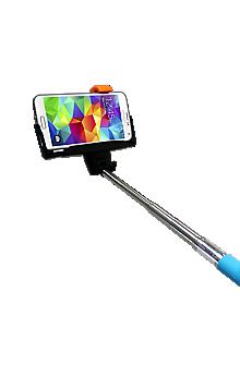 iPlanet Bluetooth Selfie Stick - Blue