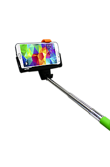 iPlanet Bluetooth Selfie Stick - Green