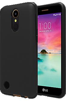 Matte Silicone Case for K20 V - Black