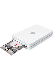 2x3 Photo and Video Printer for Android and iOS