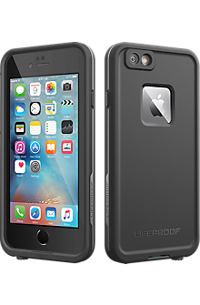 FR Case for iPhone 6 Plus\/6s Plus - Black