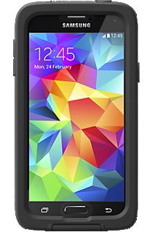 FR Case for Samsung Galaxy S5 - Black