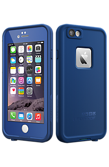 FRĒ Case for iPhone 6 - Soaring Blue
